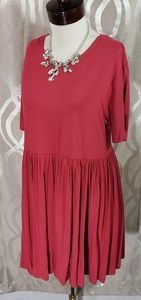 Modern Tunic Dress Ruby By Agnes & Dora